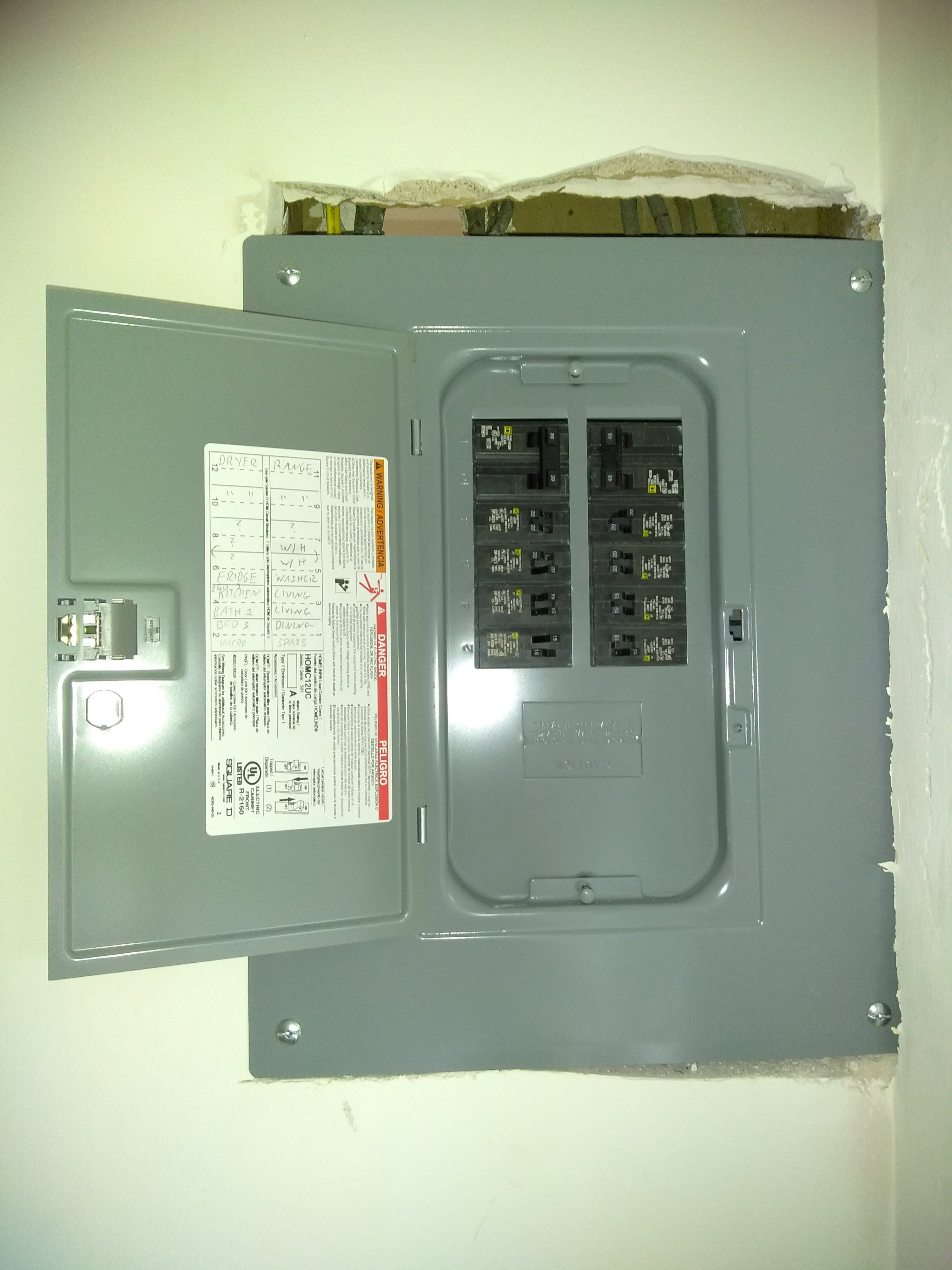 Resetting Your Circuit Breaker As Electric Inc South Floridas Box With A Federal Pacific Panel Stablok Full Service Electrical Contractor